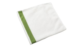 HYGEN™ Sanitizer Safe Microfiber Cloths are the durable and versatile solution for back- and front-of-house cleaning tasks and designed to deliver a higher level of clean to stop the chain of infection.