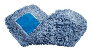 """Kut-A-Way® Dust Mop 24"""" FGK15300 is a cut-end mop excellent for general-purpose dust mopping."""