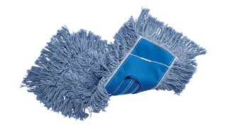 "Kut-A-Way® Dust Mop 18"" FGK15200 is a cut-end mop excellent for general-purpose dust mopping."