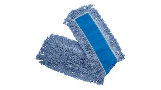 """Kut-A-Way® Dust Mop 48"""" FGK15700 is a cut-end mop excellent for general-purpose dust mopping."""