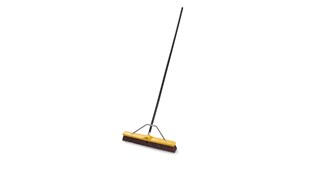 "Heavy-Duty Floor Sweep 24"" FG9B1700 provides reliability for every industrial-strength job."
