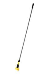 "Gripper® 60"" Clamp-Style Wet Mop Handle, Fiberglass Handle, Gray"