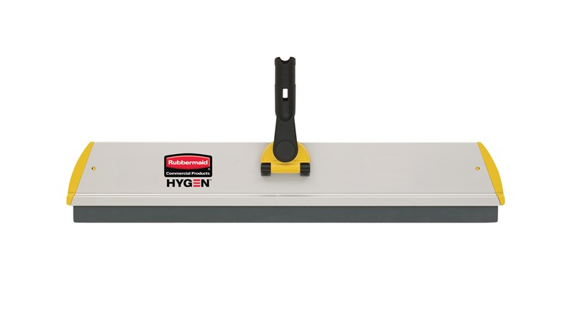 HYGEN™ Quick-Connect Frames features a flat profile that slides easily under furniture and equipment.