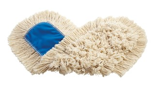 The Rubbermaid Commercial Kut-A-Way Dust Mop is excellent for general purpose dust mopping.