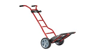 The BRUTE® Construction and Landscape Dolly is built to easily maneuver over rough terrain for superior handling of heavy loads. Ergonomically designed features ensure worker safety in the toughest conditions.