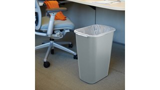 Space-efficient, economical, and an easy and  an effective way to recycle.