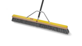 "Fine Floor Sweep 36"" FG9B0400 is a fine floor sweep push broom designed to pick up the finest debris."